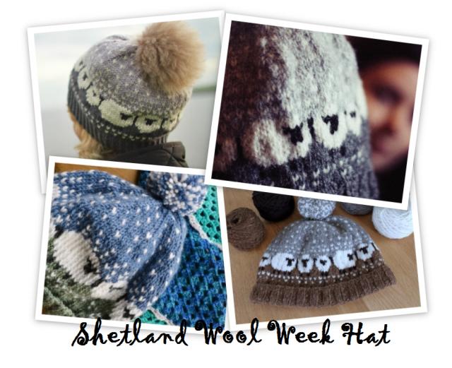 Shetland Wool Hat